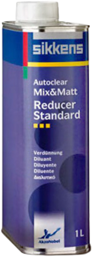 Sikkens Autoclear Mix & Matt Reducer растворитель (1 л) Slow