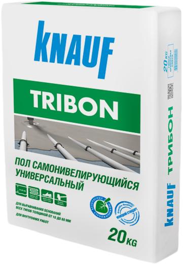 Кнауф Трибон пол самонивелирующийся универсальный (30 кг)