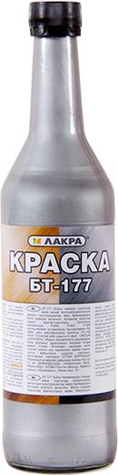 Лакра БТ-177 краска (500 мл) бронзовая