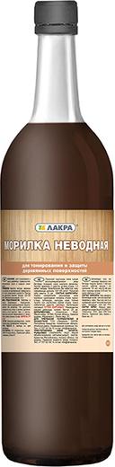Неводная для тонирования и защиты деревянных поверхностей 500 мл клен