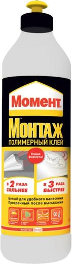 Момент Монтаж полимерный клей