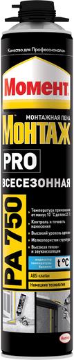 Момент Монтаж Pro монтажная пена