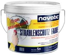 Feidal Novatic Strahlenschutz Farbe акриловая краска для стен и потолков