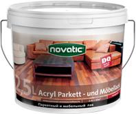 Feidal Novatic Acryl Parkettlack паркетный лак акриловый