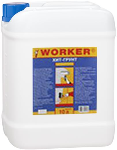 Feidal Worker Хит-грунт грунтовка универсальная укрепляющая и проникающая (10 л) морозостойкая