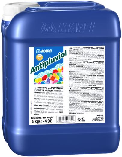Пропитка Mapei Antipluviol водоотталкивающая 5 кг