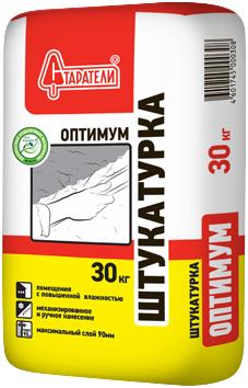 Старатели Оптимум штукатурка (30 кг)