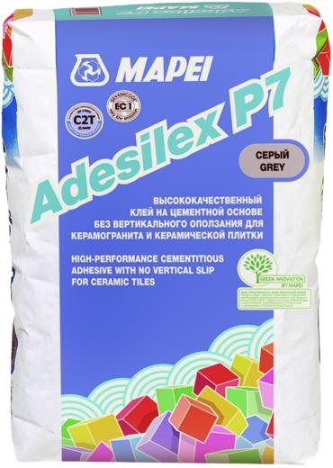 Клей Mapei Adesilex p7 для плитки 25 кг