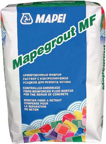 Mapei Mapegrout MF ремонтный состав (25 кг)