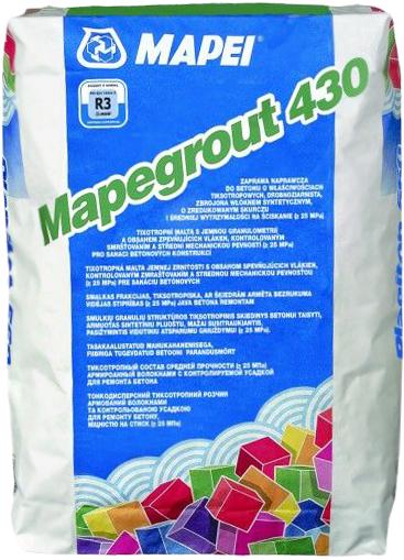 Mapei Mapegrout 430 ремонтный состав