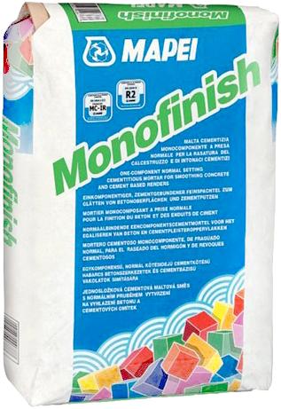 Mapei Monofinish ремонтный состав