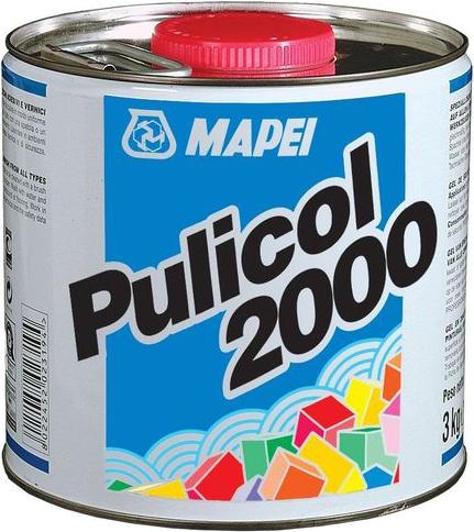 Mapei Pulicol 2000 очиститель эпоксидных остатков (750 мл)