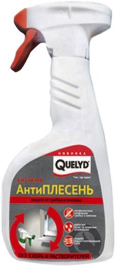 Quelyd Система Антиплесень защита от грибка и плесени (500 мл) бесцветная
