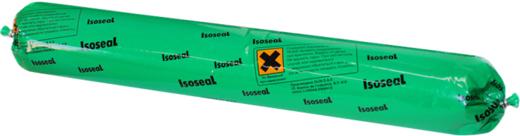 Iso Chemicals Isoseal P40 высокомодульный полиуретановый герметик-клей (600 мл) белый