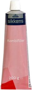 Sikkens Kombi Filler шпатлевка с тонкой текстурой (200 г) серая