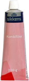 Sikkens Kombi Filler шпатлевка с тонкой текстурой