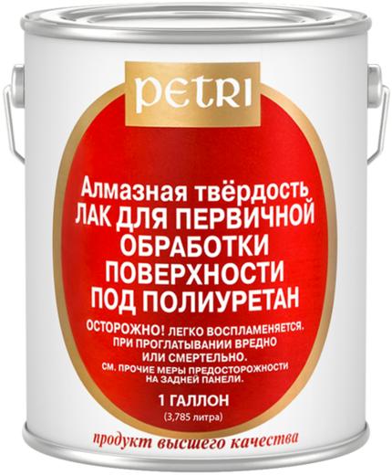 Петри Алмазная Твердость лак для первичной обработки поверхности под полиуретан (1 л)