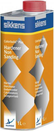 Sikkens Colorbuild Plus Hardener отвердитель (1 л) Non-Sanding