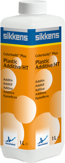 Sikkens Colorbuild Plus Plastic Additive HT добавка для цветного грунта Colorbuild Plus (1 л) Non-Sanding