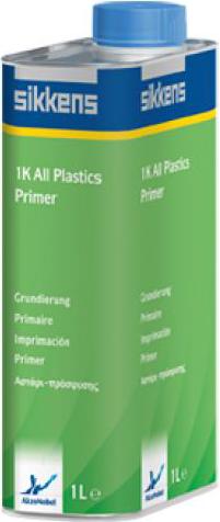 Sikkens 1K All Plastics Primer однокомпонентный адгезионный грунт для деталей из пластика (1 л)