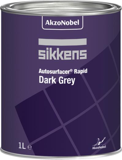 Sikkens Autosurfacer Rapid быстросохнущий грунт-выравниватель несодержащий изоцианатов (3 л) светло-серый