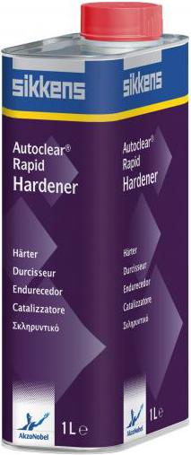 Sikkens Autosurfacer Rapid Hardener отвердитель