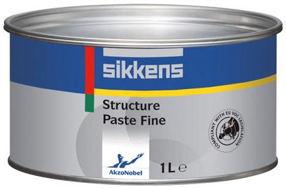 Sikkens Autocryl Structure Paste Fine рельефообразующая паста (1 л)