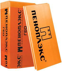 Пеноплекс Гео теплоизоляционная плита из экструдированного пенополистирола