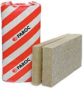 Paroc Linio 15 жесткая негорючая плита из каменной ваты (0.6*1.2 м/180 мм)
