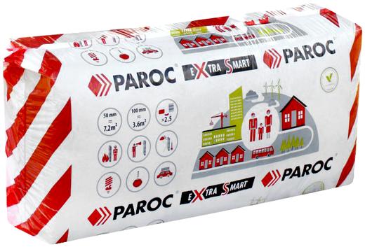 Paroc Extra Smart универсальная теплоизоляционная плита (0.6*1.2 м/100 мм)