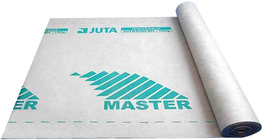 Juta Ютавек Мастер подкровельная супердиффузионная мембрана (1.5*50 м)