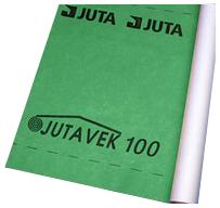 Juta Ютавек 100 подкровельная супердиффузионная мембрана
