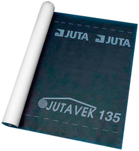 Juta Ютавек 135 подкровельная супердиффузионная мембрана (1.5*50 м)