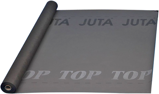 Juta Ютавек Топ подкровельная супердиффузионная мембрана (1.5*50 м)