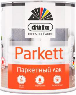 Dufa Retail Parkett паркетный лак (750 мл) матовый