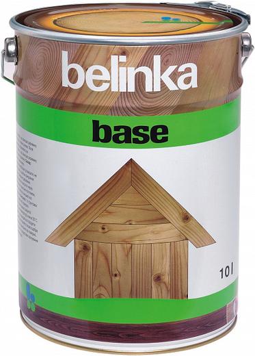 Белинка Base грунтовка-антисептик для защиты древесины