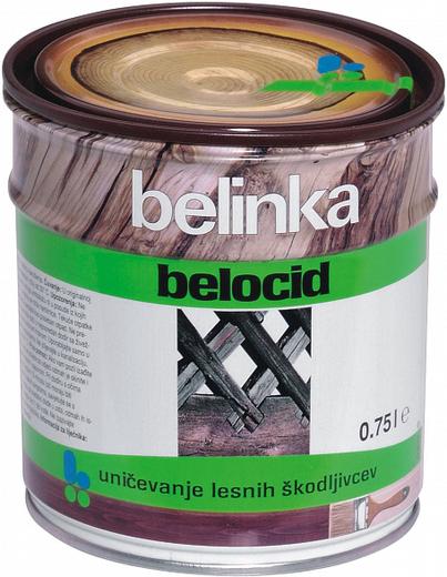 Белинка Belocid бесцветный жидкий антисептик (2.5 л) бесцветный