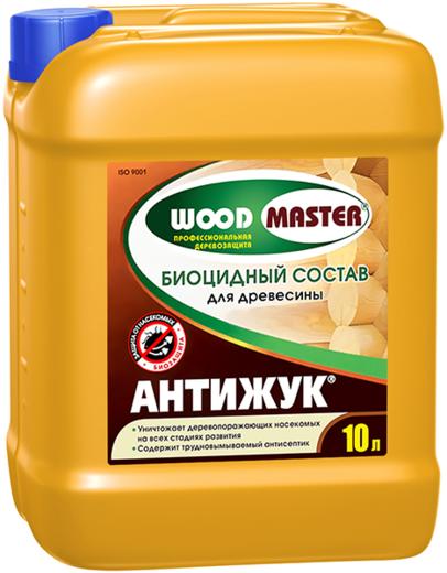 Woodmaster Антижук биоцидный состав для древесины