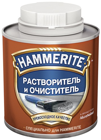 Hammerite растворитель и очиститель (2.5 л)
