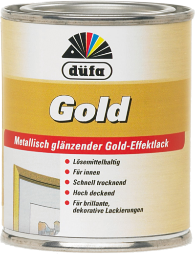 Dufa Gold эмаль