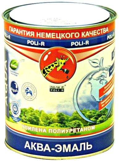 Поли-Р аква-эмаль акриловая