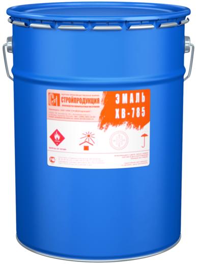 Стройпродукция ХВ-785 эмаль