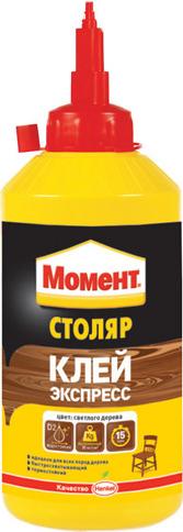 Момент Столяр клей экспресс (3 кг)