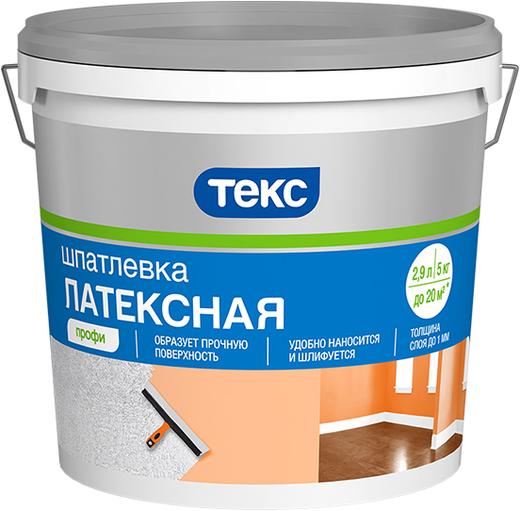 Шпатлевка Текс Профи Латексная 16 кг
