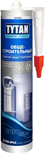 Титан Euro-Line Силиконизированный Акрил общестроительный герметик