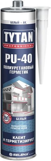 Титан Professional PU40 герметик полиуретановый (600 мл) серый