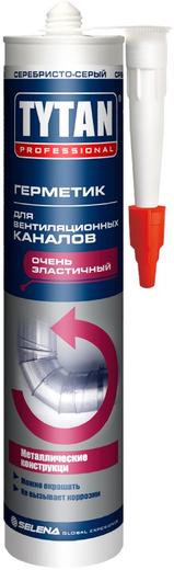 Титан Professional Ventilation Duct Sealant герметик для вентиляционных каналов