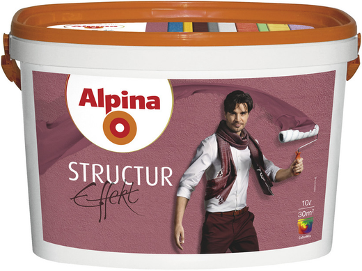 Alpina Structur Effekt дисперсионная масса