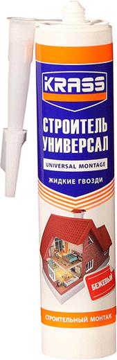 Krass Строитель Универсал жидкие гвозди (300 мл)