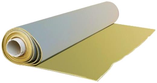 70 тонкая тяжелая звукоизоляционная 1.22*5 м/3.7 мм